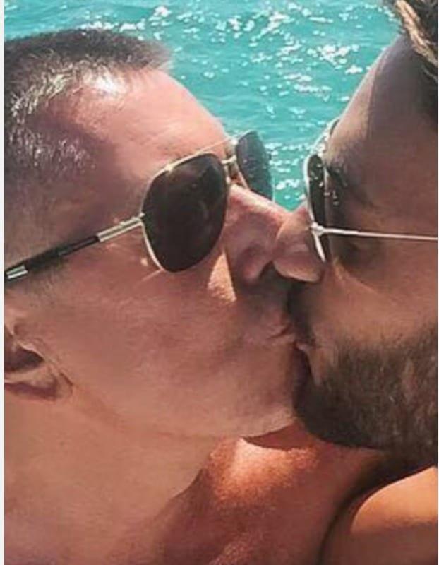 Stefano Gabbana: una calda estate d'amore