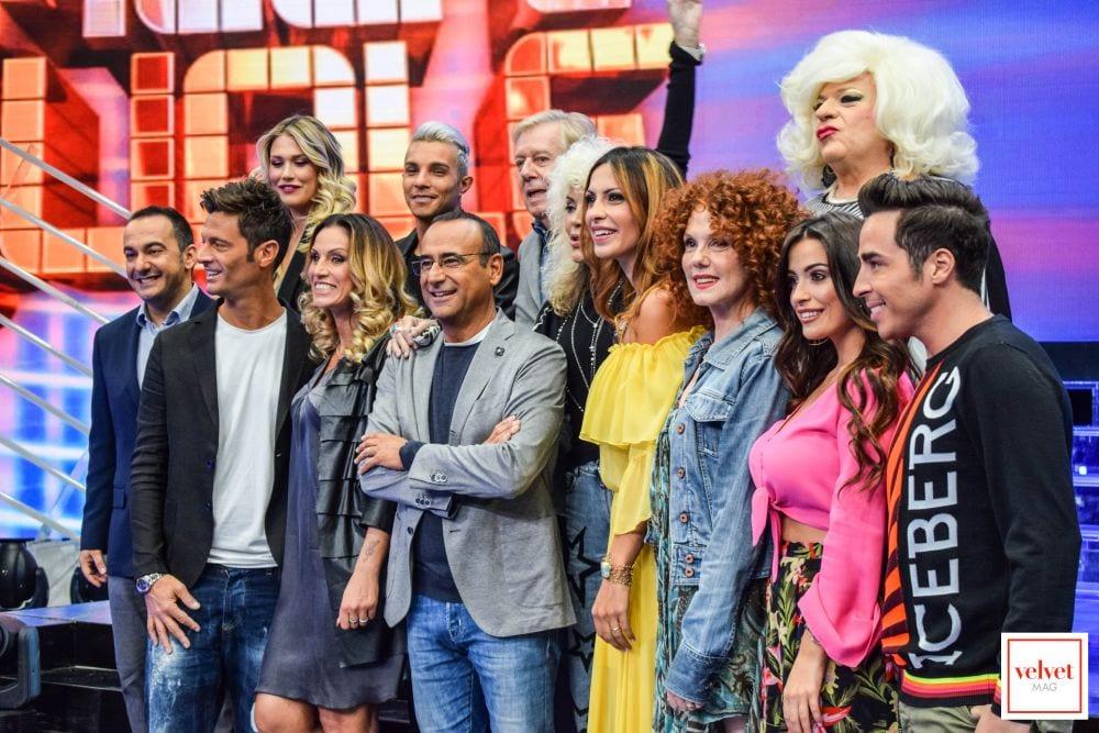 Tale e Quale show, Ambra Angiolini il quarto giudice d'eccezione