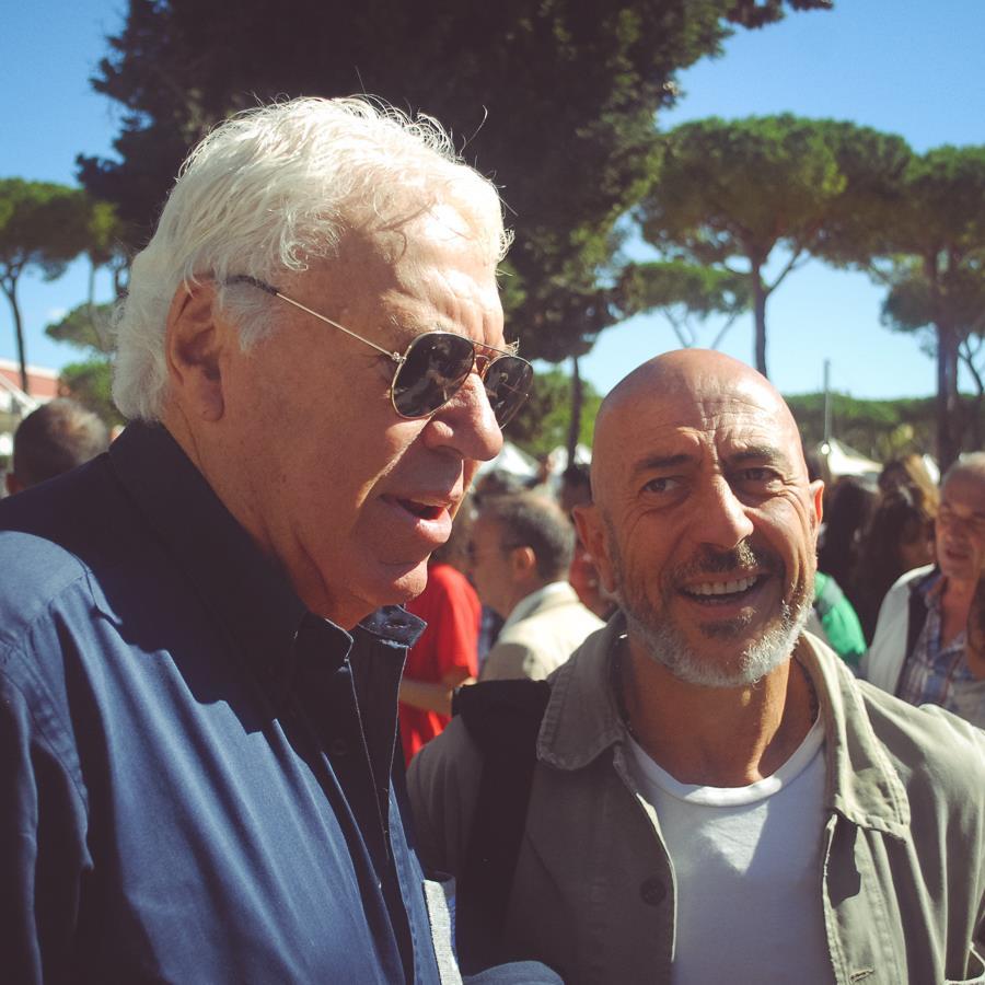 "Tennis&Friends"" Bonolis Albano e Piovani a Velvet Mag VelvetGossip"