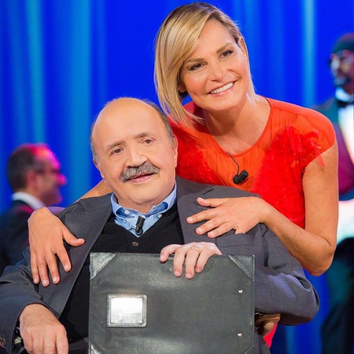 Il Maurizio Costanzo Show riparte da Simona Ventura e Stefano Bettarini