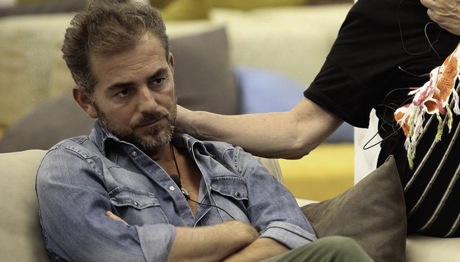 Grande Fratello Vip, Daniele Bossari ha un malore