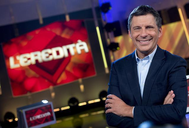 La sorpresa di Fabrizio Frizzi ad Antonella Clerici