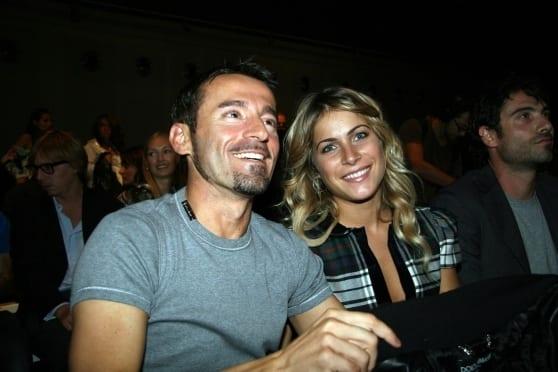Max Biaggi di nuovo con la moglie Eleonora Pedron?