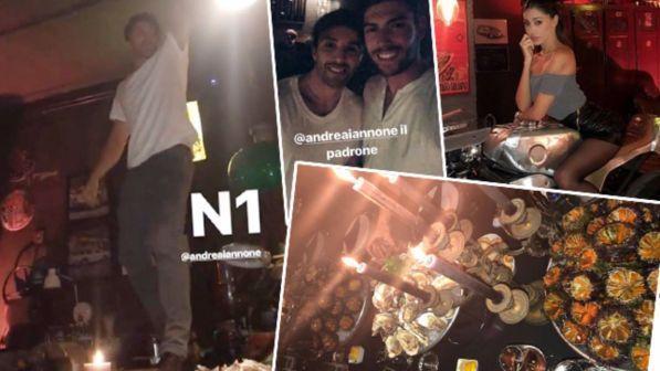Le serate dei Rodríguez, tra ostriche e buon vino