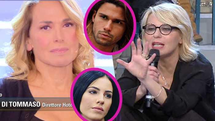 Corona insulta la giornalista di Pomeriggio 5, Barbara D'Urso:
