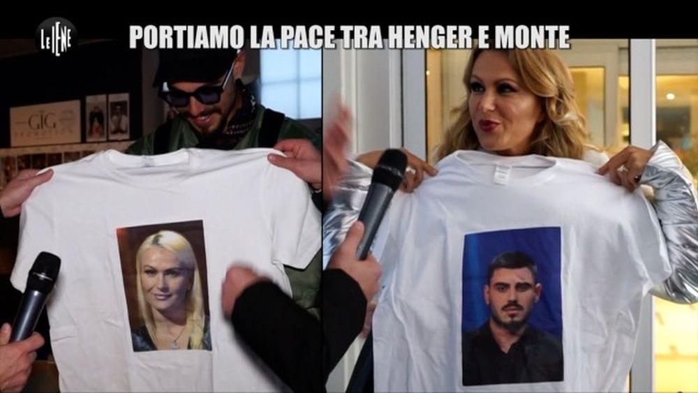 Eva Henger e Francesco Monte: nuovo incontro/scontro a Le Iene [VIDEO]