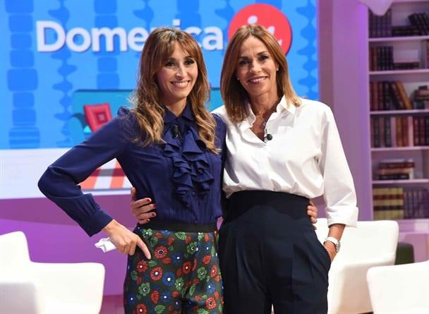 Domenica In: Benedetta Parodi ha cambiato idea?