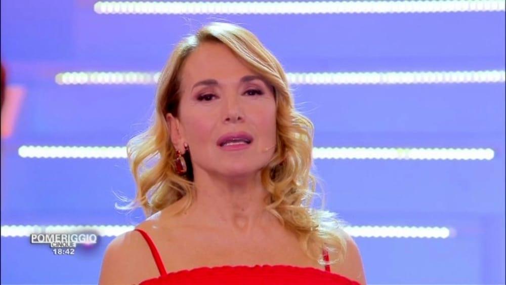 Cristina Parodi contro Barbara D'Urso: