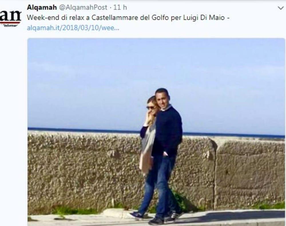 Luigi Di Maio in Sicilia con Giovanna Melodia: chi è la fidanzata del leader del Movimento 5 Stelle