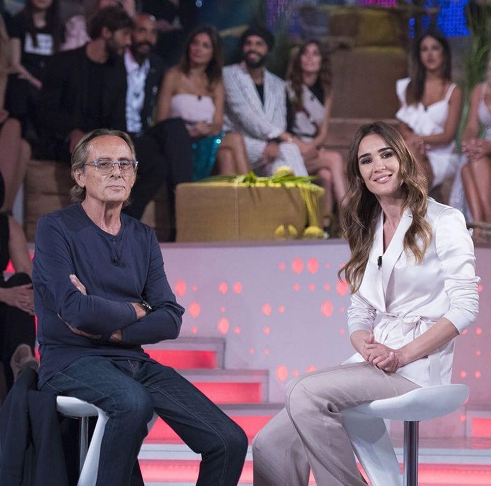 Reunion dei Naufraghi oggi a VERISSIMO con Silvia Toffanin