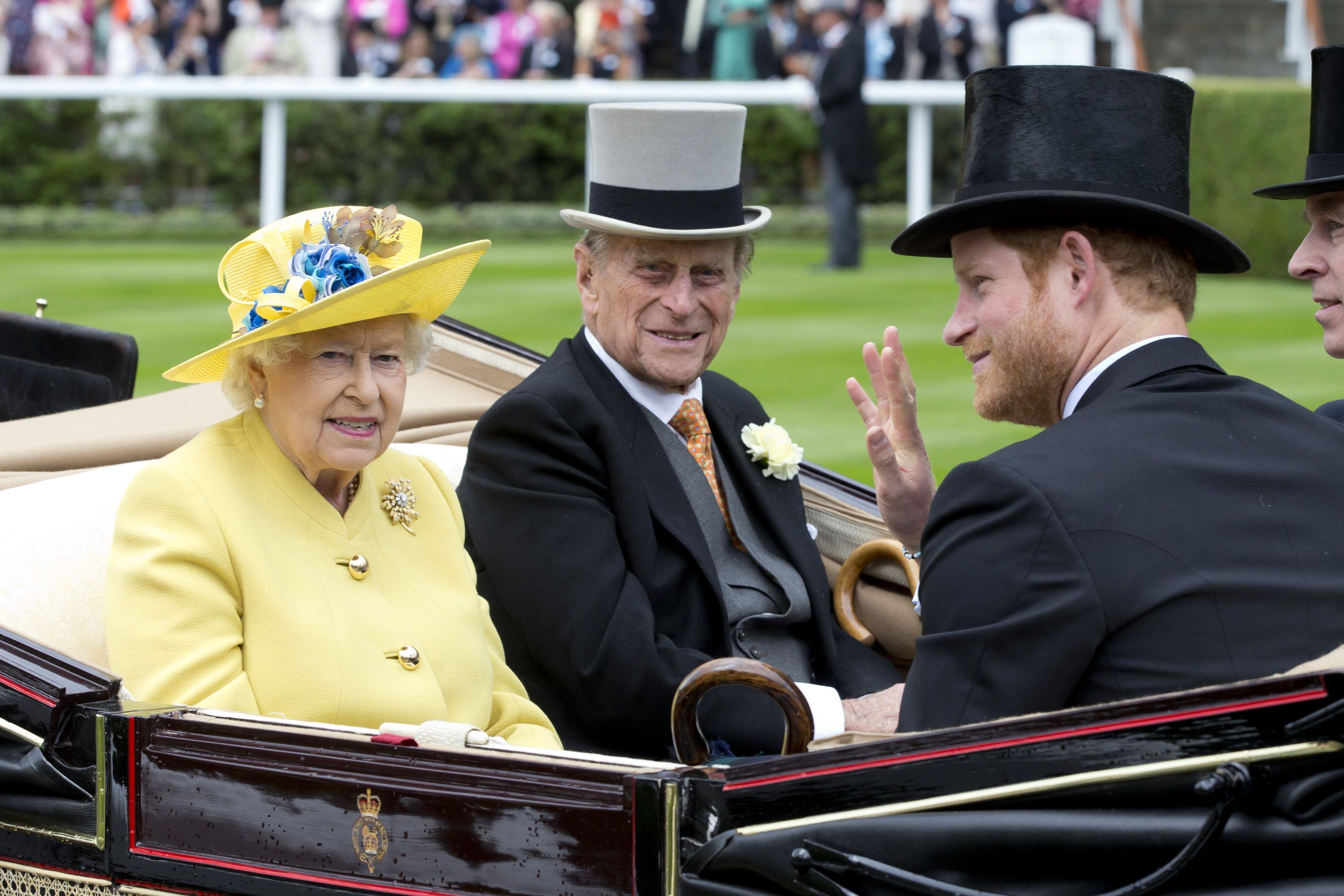 Matrimonio Principe Harry : Londra il principe filippo ricoverato in ospedale