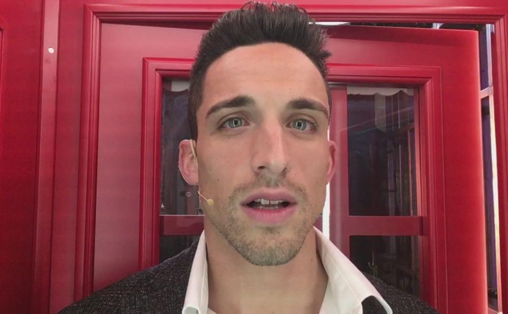 """Matteo Gentili shock: """"Sapevo già della rottura tra Paola Di Benedetto e Francesco Monte"""" [VIDEO]"""
