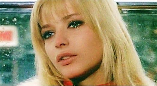Ewa Aulin, attrice di Tinto Brass, è legata Giuseppe Conte