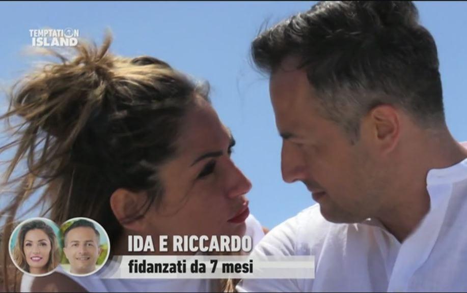 Temptation Island, Ida e Riccardo si sono lasciati? Ecco l'indiscrezione