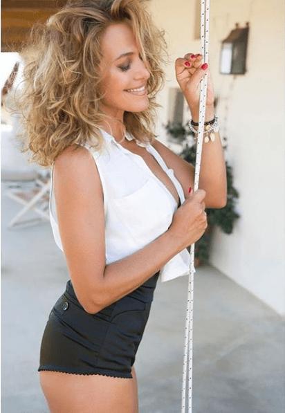 Barbara D'Urso nuda e super sexy, come non l'avete mai vista [FOTO]