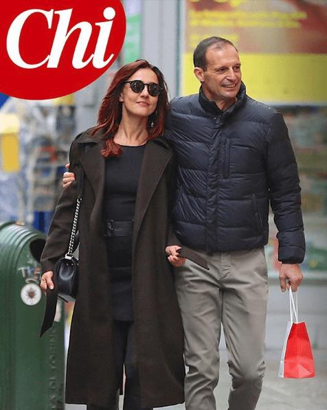 Ambra Angiolini e Massimiliano Allegri si sposano! Nozze previste per giugno 2019