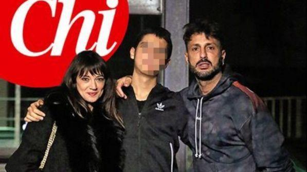 Asia Argento e Fabrizio Corona fanno sul serio: presentazioni ufficiali con Carlos