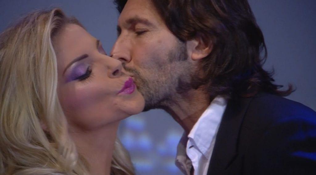GF Vip: Walter Nudo dà il due di picche a Francesca Cipriani