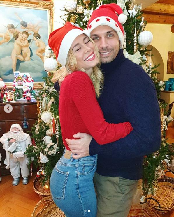 Diletta Leotta provocante anche a Natale: ecco cosa ha trovato sotto l'albero [FOTO]