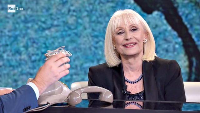 Raffaella Carrà a Che tempo che fa