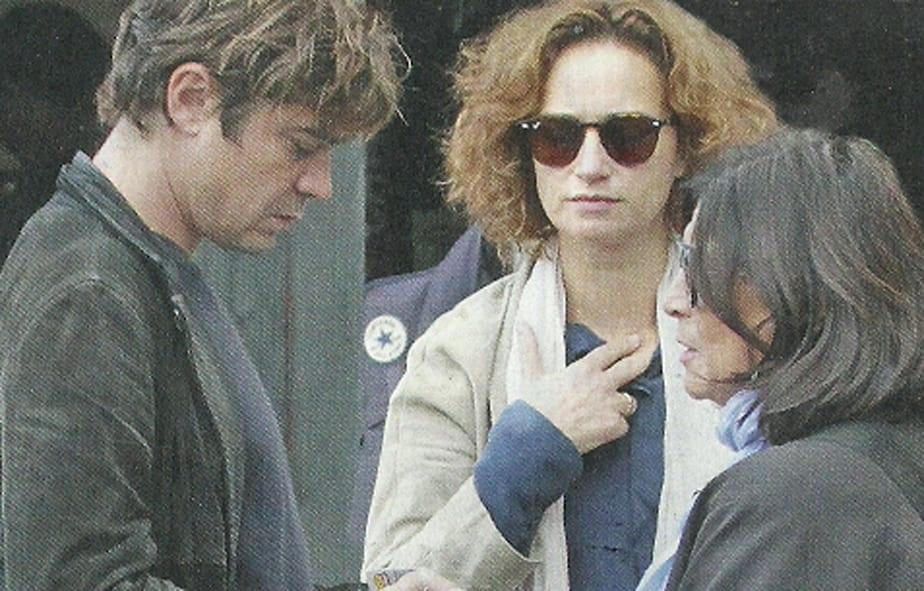 Riccardo Scamarcio dimentica Valeria Golino con la fidanzata Angharad Wood