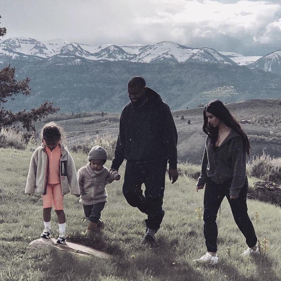 Quarto figlio in arrivo per Kanye West e Kim Kardashian
