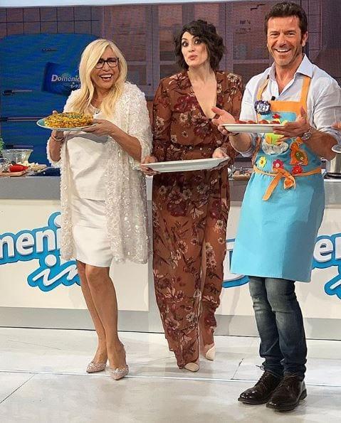 Elisa Isoardi: confermata a La prova del cuoco anche il prossimo anno
