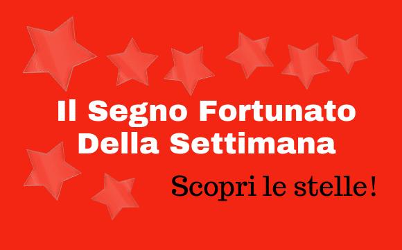 Segno Fortunato Della Settimana Dal 8 Al 14 Aprile Sagittario