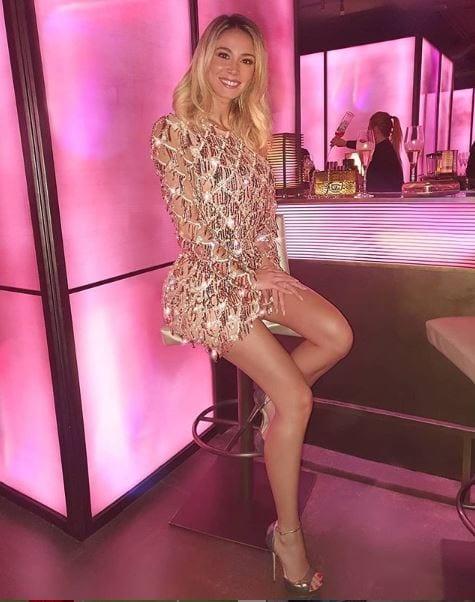 Diletta Leotta nella finale di Sanremo: Mi sono vestita