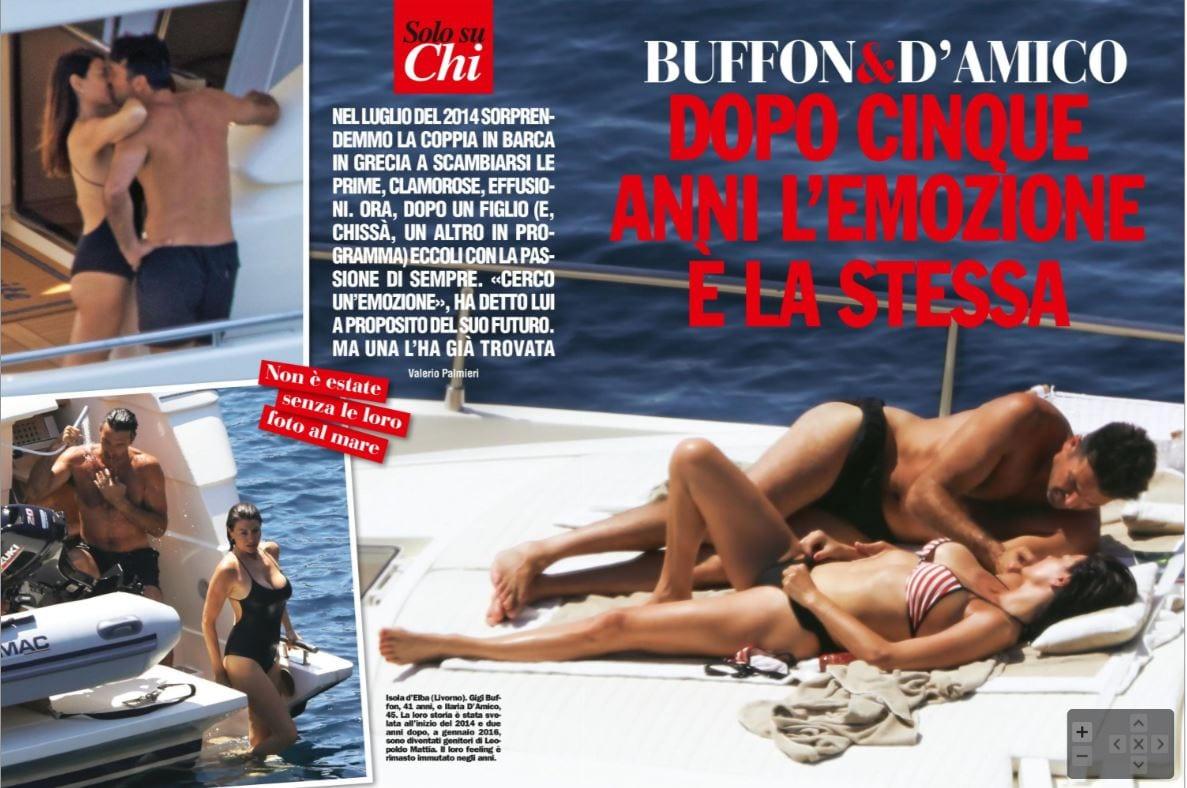 Buffon Juventus, l'agente rivela: