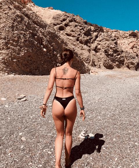 Aurora ramazzotti bikini