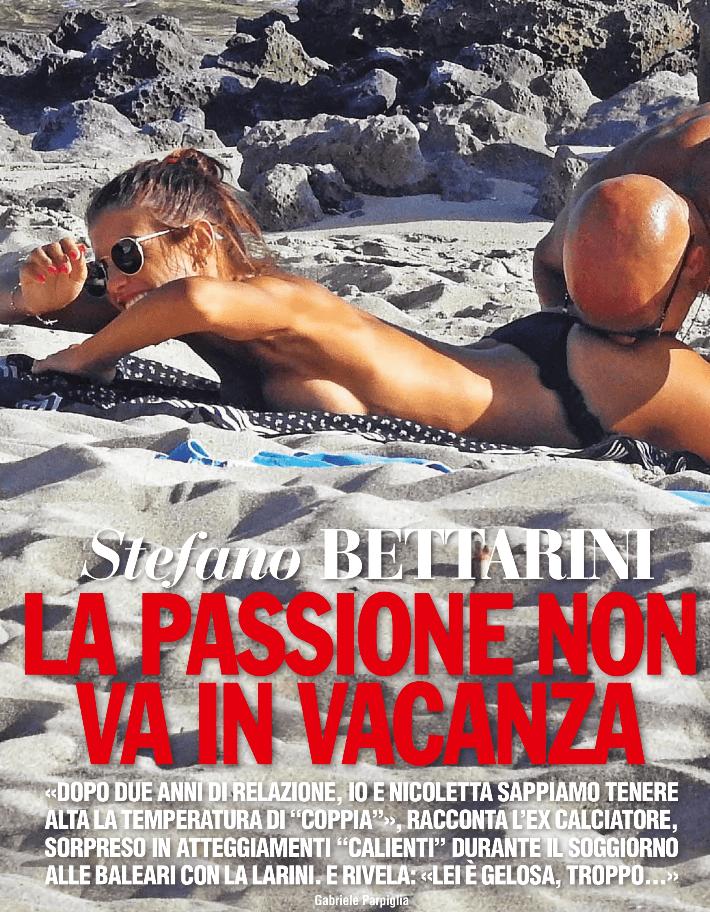Stefano Bettarini: