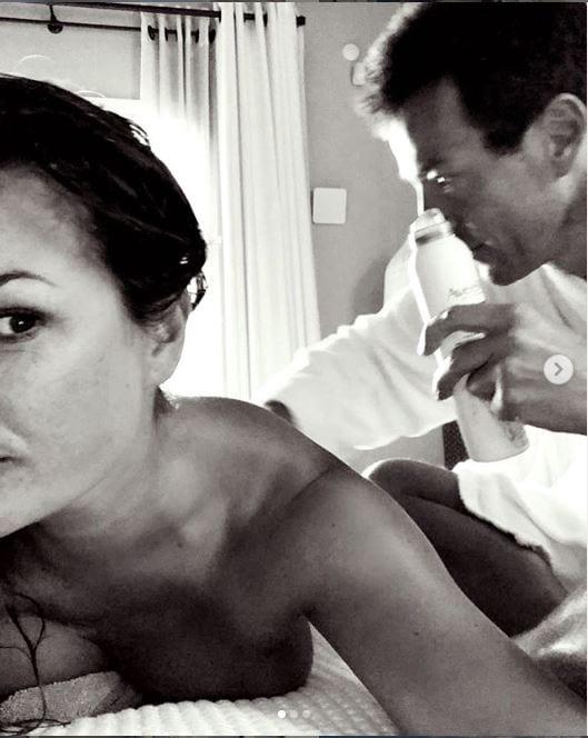 Alena Seredova Calendario.Alena Seredova Pazzesca Senza Veli Incidente Erotico Foto