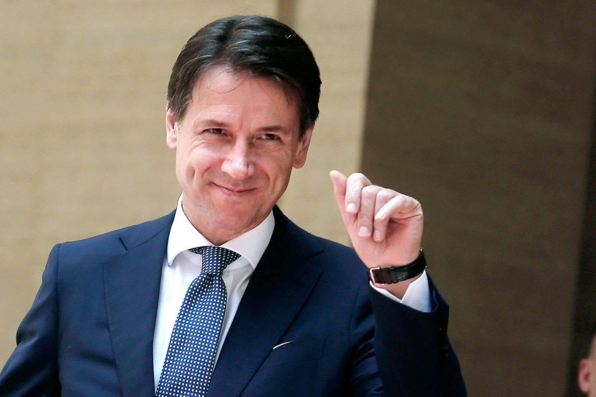 La Ex Moglie Di Giuseppe Conte Cosa Fa Somiglia Un Attrice Oscar Foto