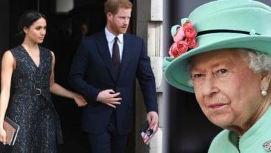 """Regina Elisabetta furiosa con Harry e Meghan: """"Non sono lì per farlo"""""""
