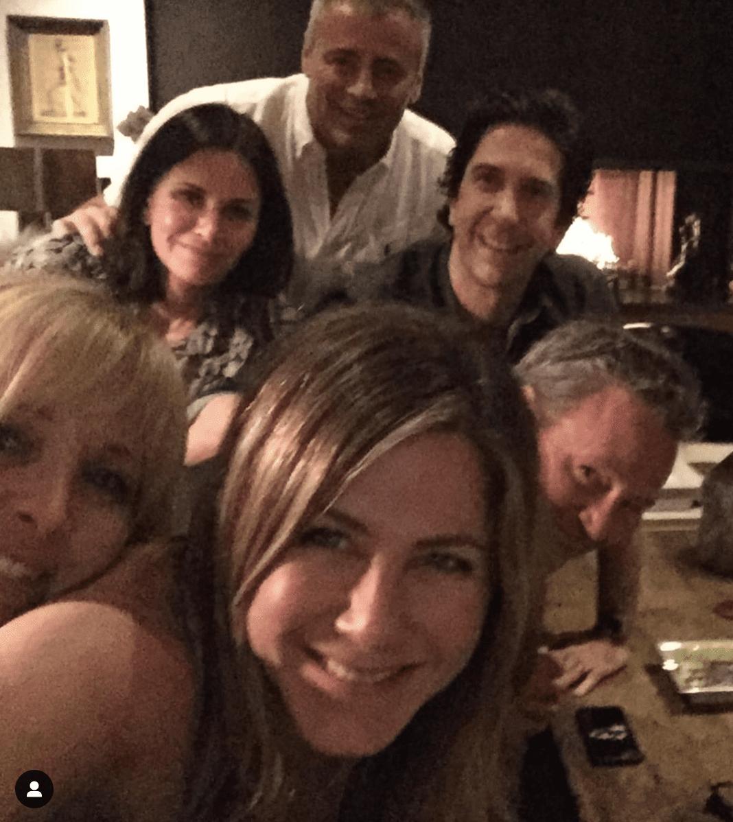 Quello strano dettaglio nella foto di Jennifer Aniston