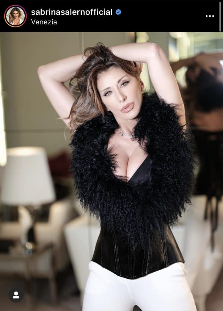 Sanremo, Sabrina Salerno: «Al festival eviterei i