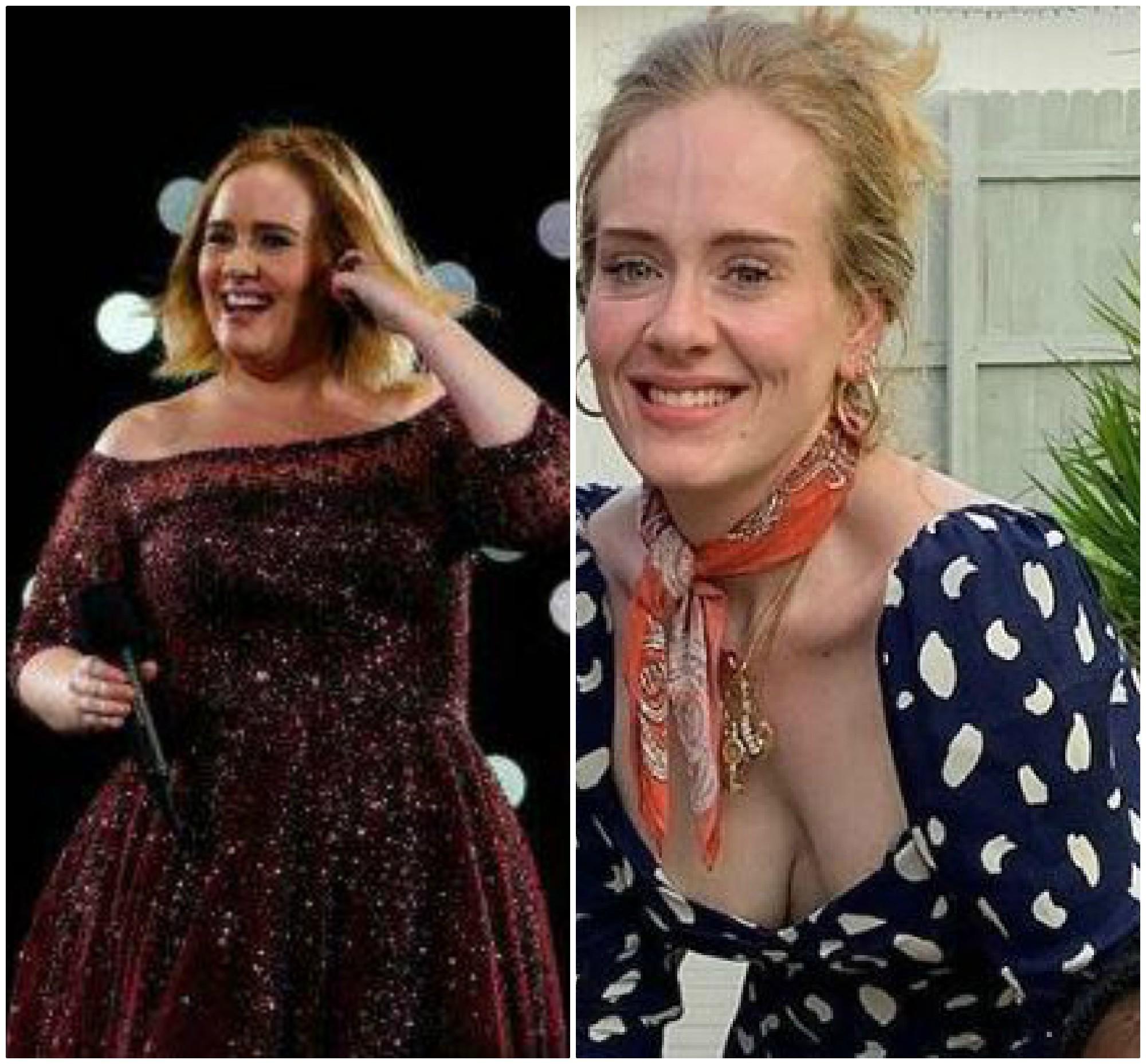 Adele irriconoscibile e troppo magra: fan in allarme gridano