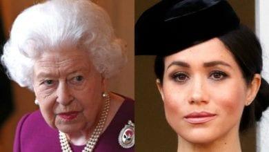Regina Elisabetta ferita da Meghan Markle: un gesto che indigna gli inglesi