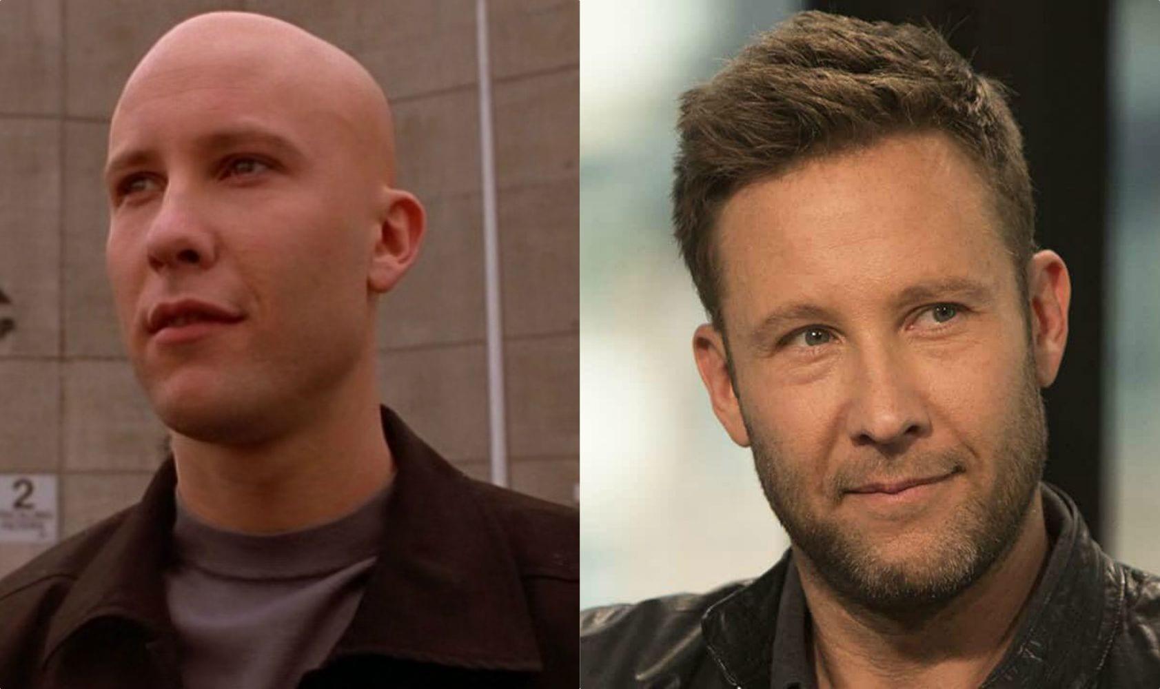 Luthor Smallville oggi 47 molti capelli irriconoscibile FOTO]