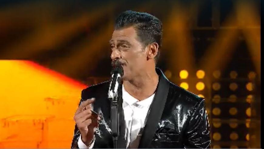 Tale e Quale Show, Pago imita Francesco Gabbani: la replica del cantante