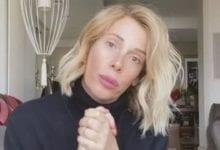 Alessia Marcuzzi positiva al covid? Il risultato definitivo