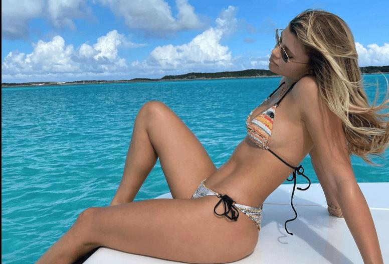 Sofia Richie, vacanza con polemica (tutta italiana) alle Bahamas