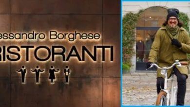 Alessandro Borghese in 4 ristoranti