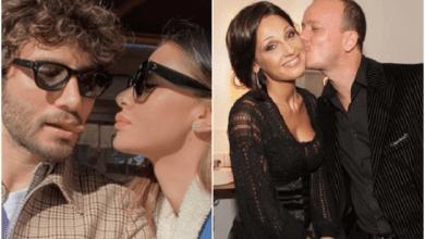 Belen e Stefano Gigi D'Alessio e Anna Tatangelo