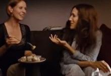 Carrie e Miranda di Sex and the City