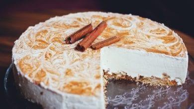 Cheesecake al Pandoro avanzato ricetta