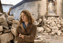 Chiara Lubich film Rai1 Cristiana Capotondi