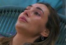GF Vip Sonia Lorenzini in lacrime