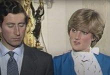 Lady Diana principe Carlo